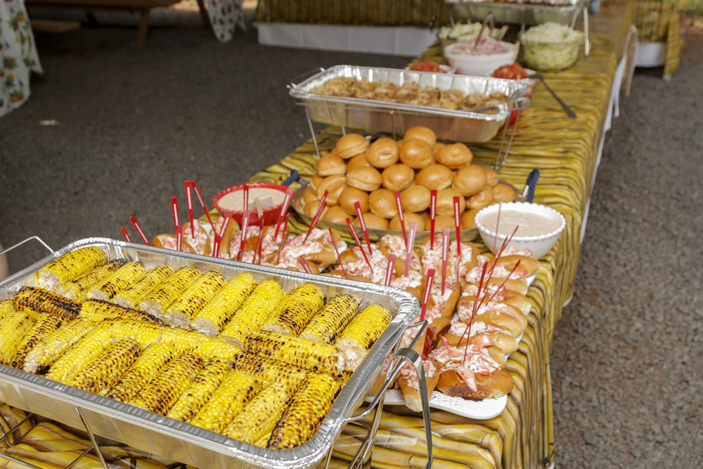 Dulles Golf Center & Sports Park Corporate Events Buffet