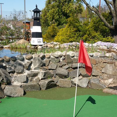18-Hole Miniature Golf Course - Dulles Golf Center & Sports Park